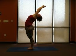 Backward bending